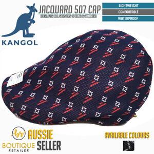 KANGOL P2i Golf Jacquard 507 Ivy Cap Hat K1292PJ Samuel L. Jackson Limited Ed