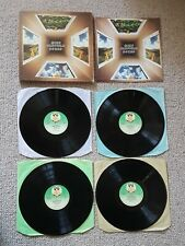 MIKE OLDFIELD - BOXED - UK ISSUE 4 x LP BOX SET ON VIRGIN RECORDS - VBOX 1 - VGC