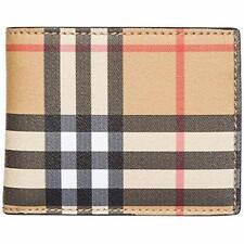 Burberry men Hipfold wallet black