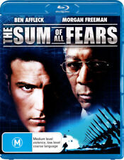 The Sum of all Fears BLU-RAY NEW