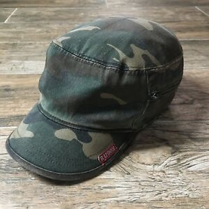 Army Infantry Combat Cap Hat RAPDOM Rapid Dominance EUC Zipper MP Hip Hop Medium