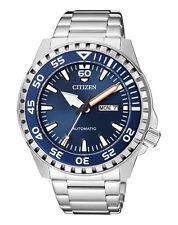 Citizen Herrenuhr Automatik NH8389-88LE Armbanduhr