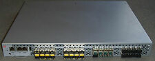 Brocade VDX 6730 24-Port FC Switch BR-VDX6730-24-R with Test Sheet + Warranty