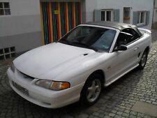 Ford Mustang GT (USA) 5,0l V8 Cabrio, deutsche Zulassung, TÜV!