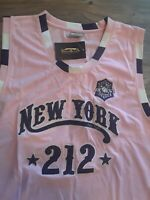 """Women's POINT COLLECTION  """"New York"""" Basketball Jersey CC SIZE 3XL"""