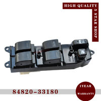 84820-33180 Power Window Master Control Switch for Camry 02-05 2.4L 3.0L