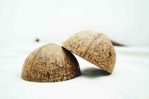 Natural Coconut Shell Bowls 100% Eco Friendly Handmade From Sri Lanka