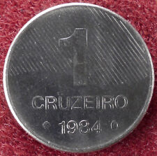 Brazil 1 Cruzeiro 1984 (D1204)