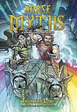 Thor and Loki (Norse Myths: Norse Myths: A Viking Graphic Novel),Bowen, Carl,New