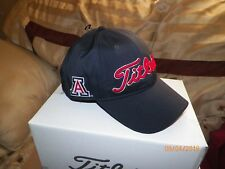 New Titleist Golf Collegiate Tour Hat Adj. Arizona Wildcats TH7APCOL-AZ