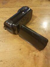 Samsung SMX-F50BN/XAA Flash Media Digital Camcorder NOT TESTED