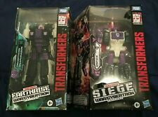 Transformers War for Cybertron Lot Apeface Snapdragon and Fangry