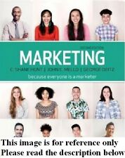 Marketing 2nd by Hunt and Mello NEW Int'l Ed.US Delivery 3-4 bus days/Insurance
