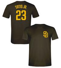 Fernando Tatis Jr T-Shirt San Diego Padres MLB Soft Jersey #23 (S-2XL) NEW
