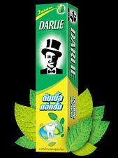 DARLIE TEA CARE 35G ORIGINAL DARK HERBAL TOOTHPASTE  CLEAN TEETH FREE SHIPPING