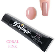 Yayoge Polygel UV Gel Nail Art Tips Quick Extension 7 COLORS