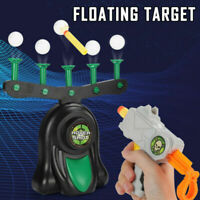 Floating Target Airshot Game Foam Dart Blaster Shooting Ball Xmas Gifts Kid Q9X6
