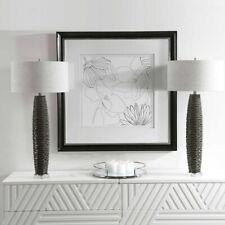 Uttermost 1 Light Achilleus Modern Table Lamp - 28277