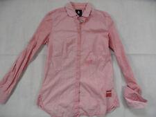 GAASTRA schöne rot weiß gemusterte Bluse Gr. S TOP 618
