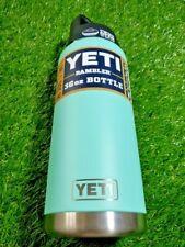 YETI 21071060011 Rambler 18 Oz Water Bottle - Navy  Blue