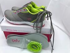 Ryka Women's Teanna Walking Sneakers (1719) Charcoal Size 8.5M Cust. Ret.