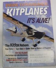 Kitplanes Magazine The Kitfox Reborn March 2007 072215R