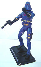 COBRA COMMANDER v25~ Hooded~ Gi Joe 25th ANNIVERSARY~ COMPLETE~
