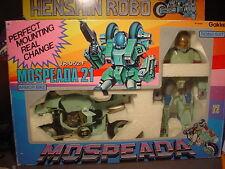 ROBOTECH/ MOSPEADA- RIDING SUIT/ CYCLONE ARMOR GAKKEN
