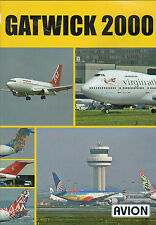 Gatwick 2000 737-200 727 1-11 747 777 DVD