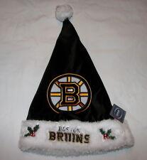 Boston Bruins 2012 Santa Hat  IN STOCK!!