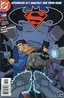 Superman Batman Comic Issue 20 Modern Age First Print 2005 Loeb Mcguinness DC