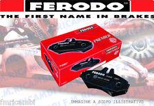 FDB1931 PATTINI FRENO POSTERIORI FORD FOCUS II DAL 2004 AL 2011