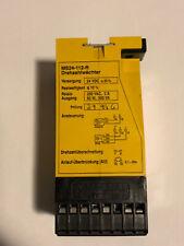 TURCK MS24-112-R/S71 MULTI SAFE SET POINT RELAY 24VDC
