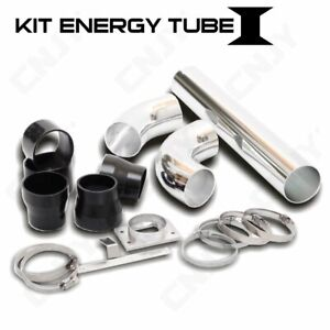 KIT DE MONTAGE FILTRE AIR INOX BMW SERIE 1 3 5 6 7 8 Z3