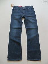 Faded L32 Damen-Jeans mit hoher Bundhöhe