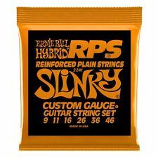 ELECTRIC GUITAR STRINGS ERNIE BALL 2241 RPS HYBRID SLINKY - NICKEL WOUND - 9-46