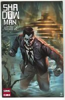 Shadowman 1 Valiant 2018 VF NM C2E2 Stephen Segovia Variant