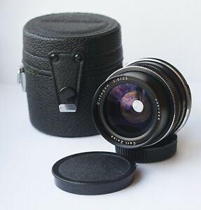 Rare! Carl Zeiss Distagon f/2.8 25mm M42 lens