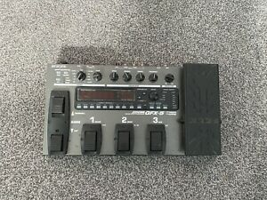 GFX 5 Zoom Guitar Effects Pedal