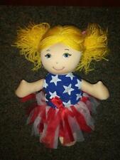 """Cracker Barrel Butterflies Doll Soft Body Doll 12"""""""