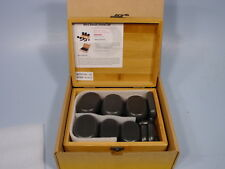 ForPro 491002 Basalt Massage Stones 22 Count For Pro With Wooden Case