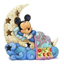 Disney Traditionals 4043662 Mickey On Moon Nightlight New & Boxed
