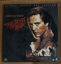SEALED The Dogs Of War Laserdisc #ML101245 - Christopher Walken