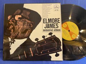ELMORE JAMES MEMORIAL SUE ILP 927 ORIGINAL UK LP NEAR MINT