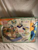 Bright Starts 5-in-1 Swingin Safari Baby's Play Place Activity Mat