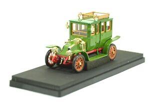 M1969 Modellino auto RIO scala 1:43 - 1907 RENAULT X - Made in Italy - con box