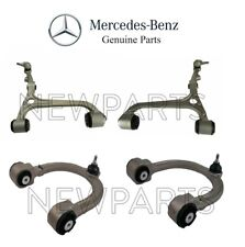 For Mercedes W211 E-Class 4Matic Set of Front Lower & Upper Control Arms Genuine
