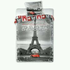 Funda nordica Paris 160x200 cama 90 .Duvet cover.  100% algodon