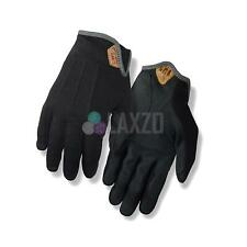 Giro D'Wool MTB/Gravel Cycling Gloves Full Finger 2017 XL - Black