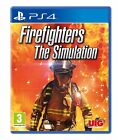 FIREFIGHTERS the Simulation PS4 PlayStation 4 GIOCO NUOVO &